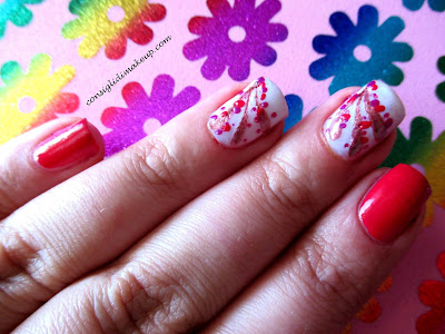 tutorial nail art primaverile