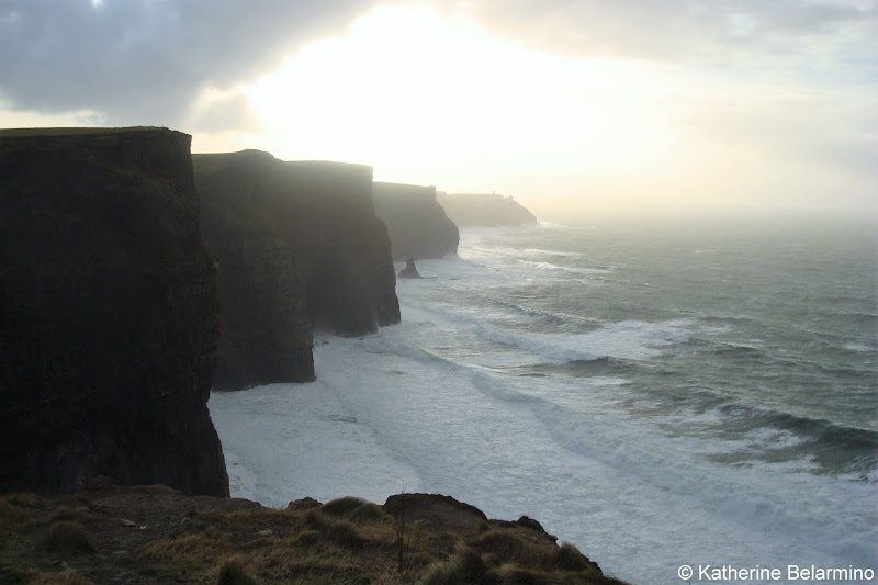 Cliffs of Moher Things to See in Ireland Road Trip Itinerary