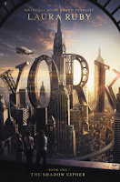 york by laura ruby book cover