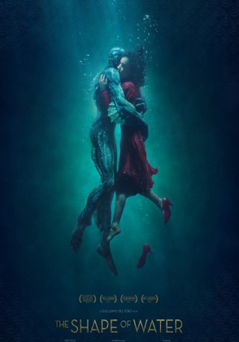 The Shape of Water 2017 HDRip Poster