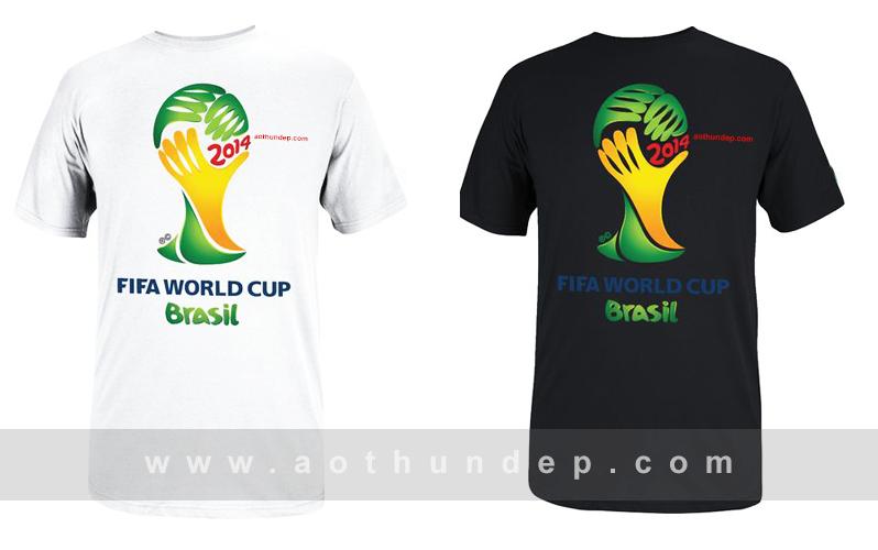 Áo Thun nam World Cup 2014 Brazil