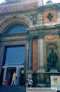 Gliptoteca em Copenhagen