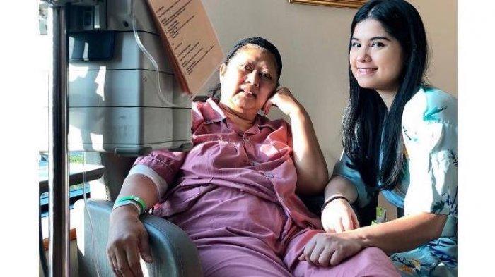 Ani Yudhoyono Setaiap Hari Tranfusi Darah Diungkap Anisa Pohan