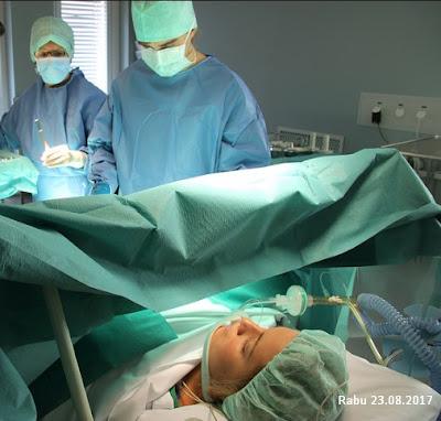 Wajib Mandikah Seorang Ibu Melahirkan Dengan Cara Operasi Cessar