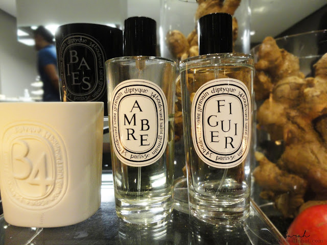 Diptyque The Art Of Home Fragrances Small N Hot