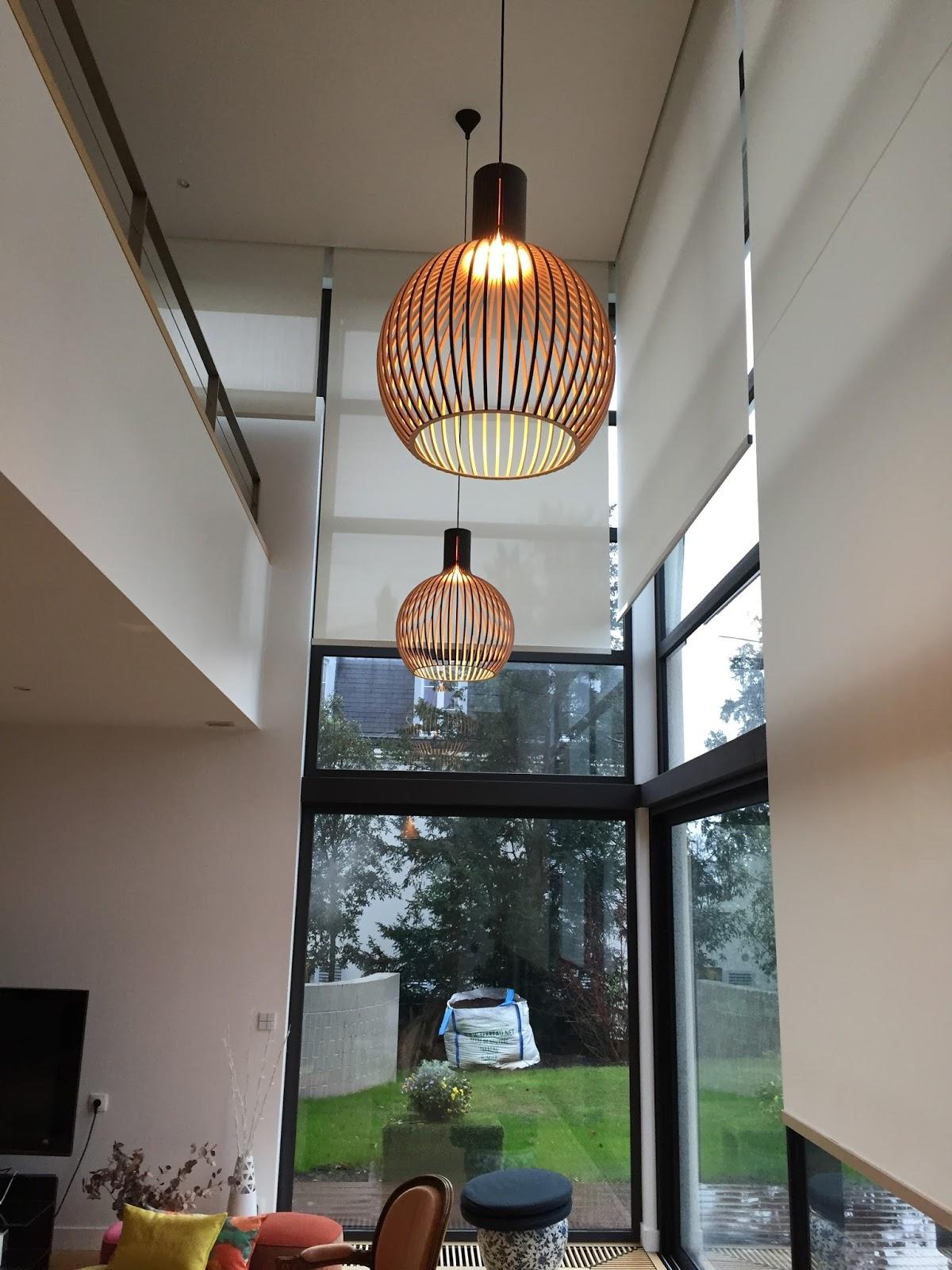 Alexandra Beauvais D Coration Choix Des Luminaires Secto Design