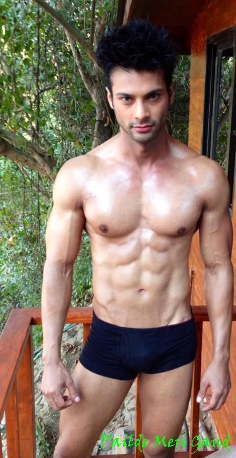 Indian hunk nude male happens