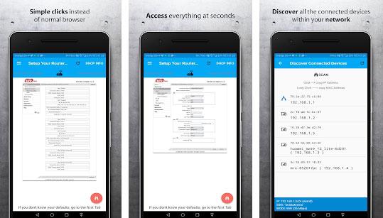 Admin Router – Setup Password WiFi