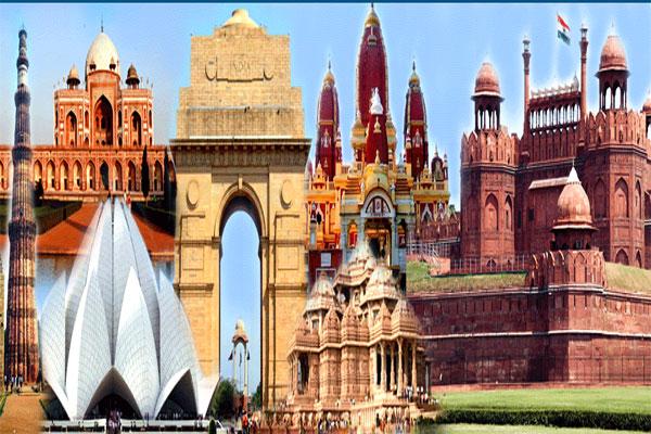 Enjoy Delhi Tourism Spots in Luxury Autos