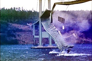 El puente de Tacoma Narrows