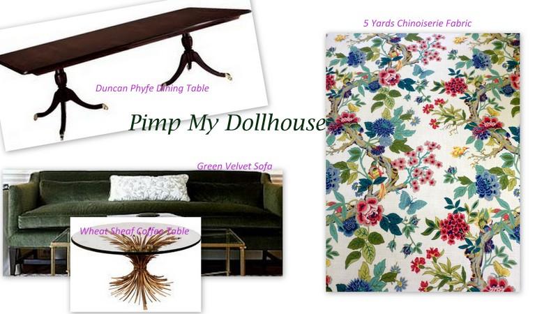 the green room interiors chattanooga tn interior decorator designer pimp my dollhouse with. Black Bedroom Furniture Sets. Home Design Ideas