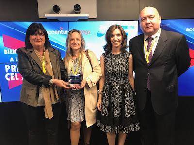 El hospital de Gandia obtiene el segundo premio de logística hospitalaria de España