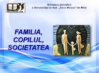 expoziţia on-line Familia, copilul, societatea