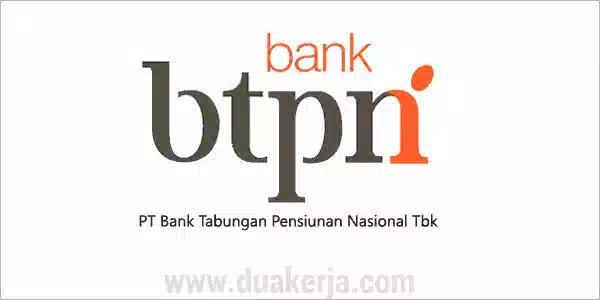 Lowongan Kerja Bank BTPN Tahun 2019