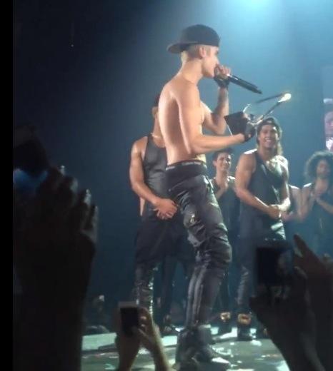 "Justin Bieber Portal: PHOTOS Justin Bieber's ""Baby"" Goes ..."