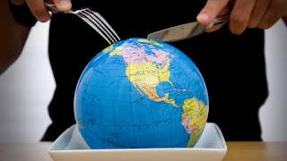 Setiap Negara Akan Berebut Sumber Daya Alam