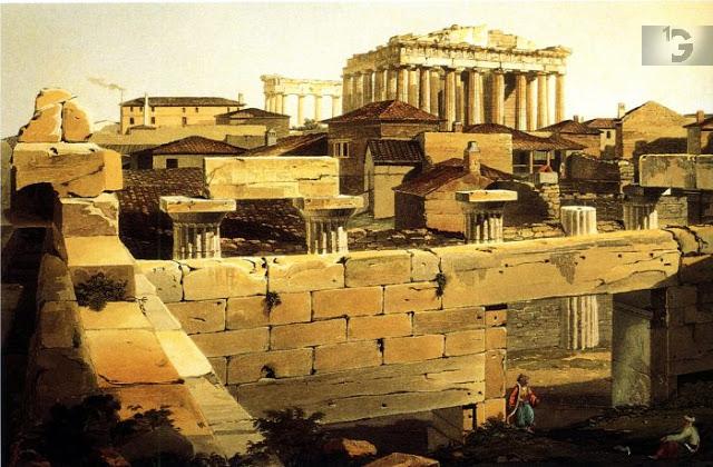 Όταν ο Παρθενώνας έγινε τζαμί και πυριτιδαποθήκη. Λεηλατήθηκε, βομβαρδίστηκε, αλλά παραμένει αιώνιο σύμβολο