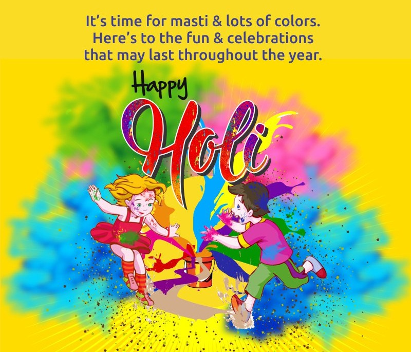Best Holi Quotes in Hindi