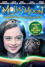 Molly Moon y el increíble libro del hipnotismo (2015)