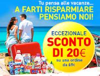 Logo Acquista i prodotti Henkel: per te, subito uno sconto di 20€, ma solo per poco!
