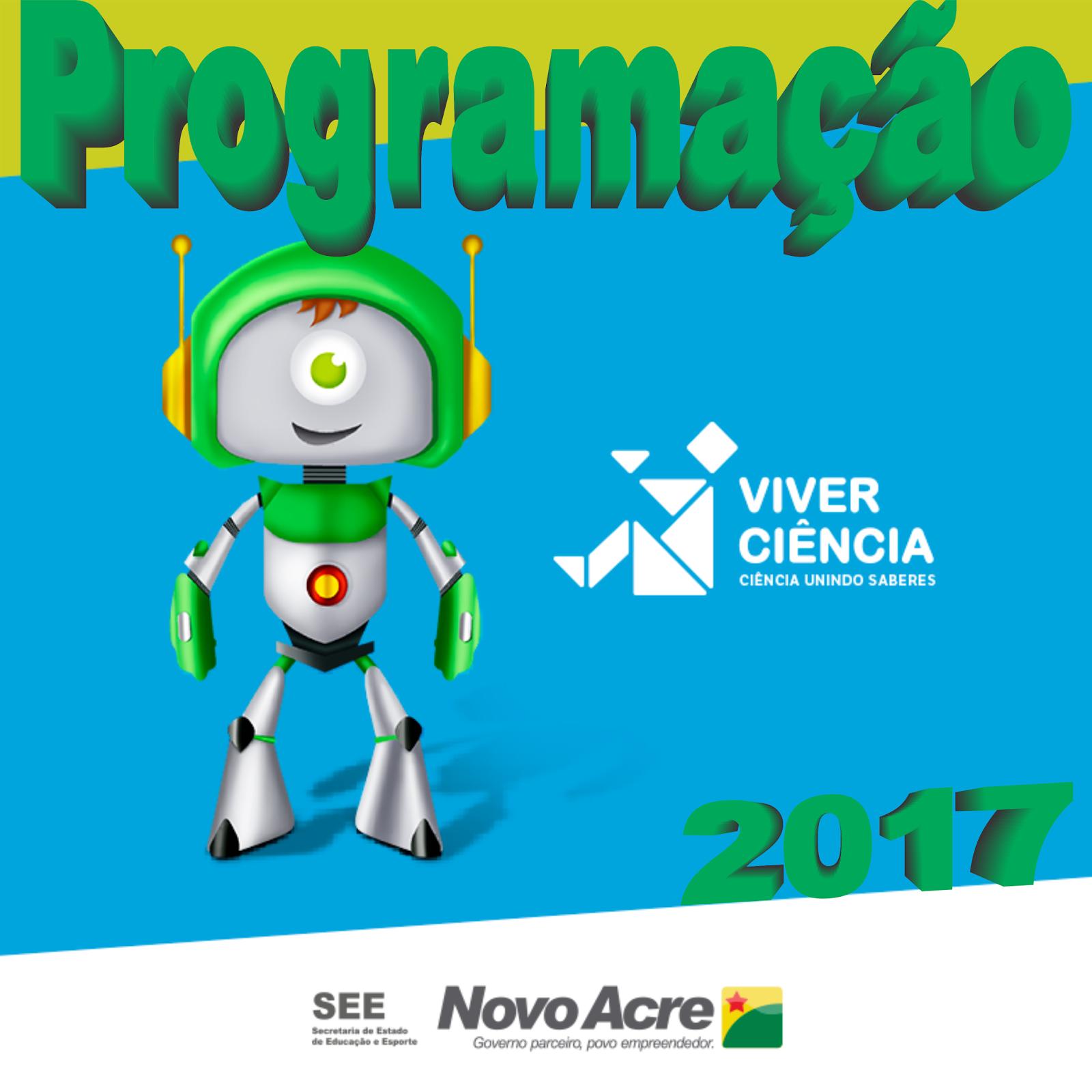 Programação Viver Ciências 2017