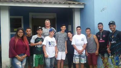 Escola Yolanda, Grêmio Estudantil e Escola da Família realizam Gincana da Cidadania