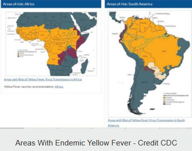Yellow Fever Vaccine Locations West Palm Beach