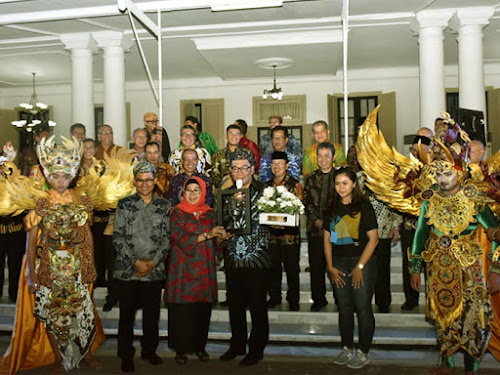 Launching Jabar Masagi di Cirebon