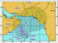 After Hudhud that hit India's eastern coast, it's now turn of another cyclonic storm 'Nilofar' to keep country's weather forecaster on toes.