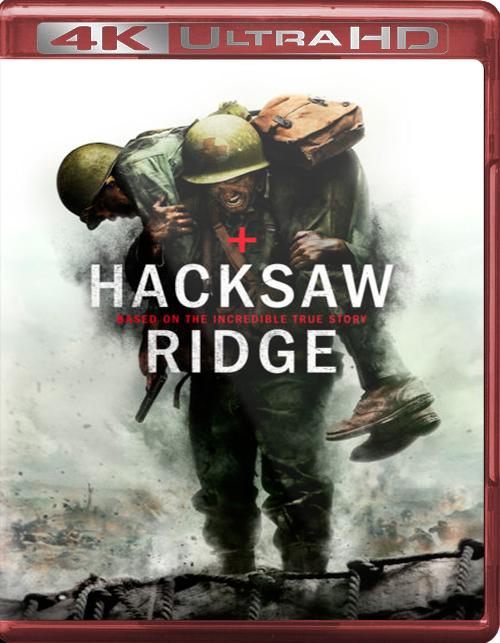 Hacksaw Ridge [2016] [UHD] [2160p] [Latino]