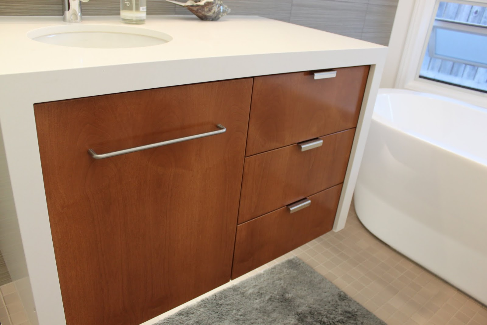 Mid Century Modern Knobs Towel Bars Toilet Paper Holder