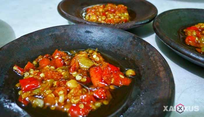 Resep cara membuat sambal korek