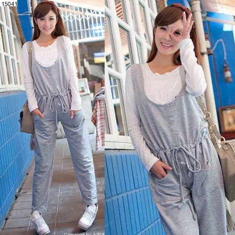 Jual Jumpsuit 2in1 Jumpsuit Mercy - 15041