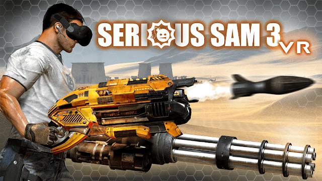 تحميل لعبة سيريوس سام serious sam 3 من ميديا فاير كاملة للكمبيوتر برابط مباشر مضغوطة