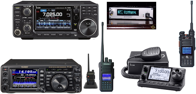 ham radio firmware upgrades