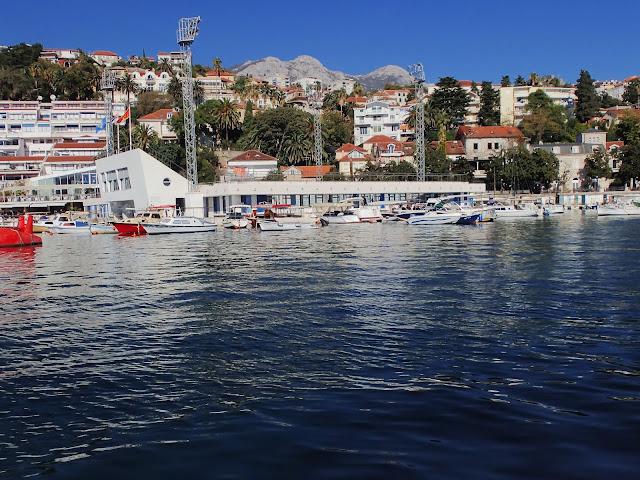 Boka Kotorska - widok na Herceg Novi