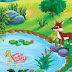 Fox and the Turtle : Presence of Mind Can Wins From Danger