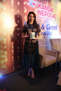 Tamannaah Bhatia at Launch of Kansai Nerolac new products Pics 008.jpg