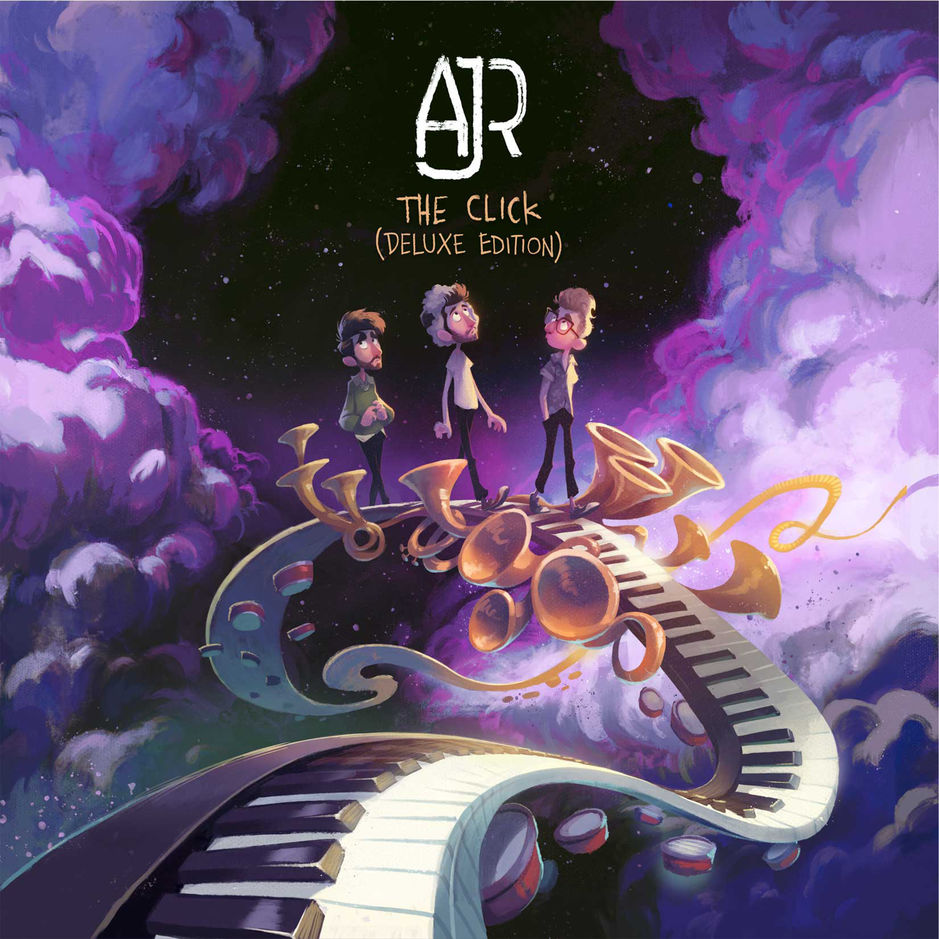 AJR - The Click (Deluxe Edition) [iTunes Plus AAC M4A] - iTunes Plus
