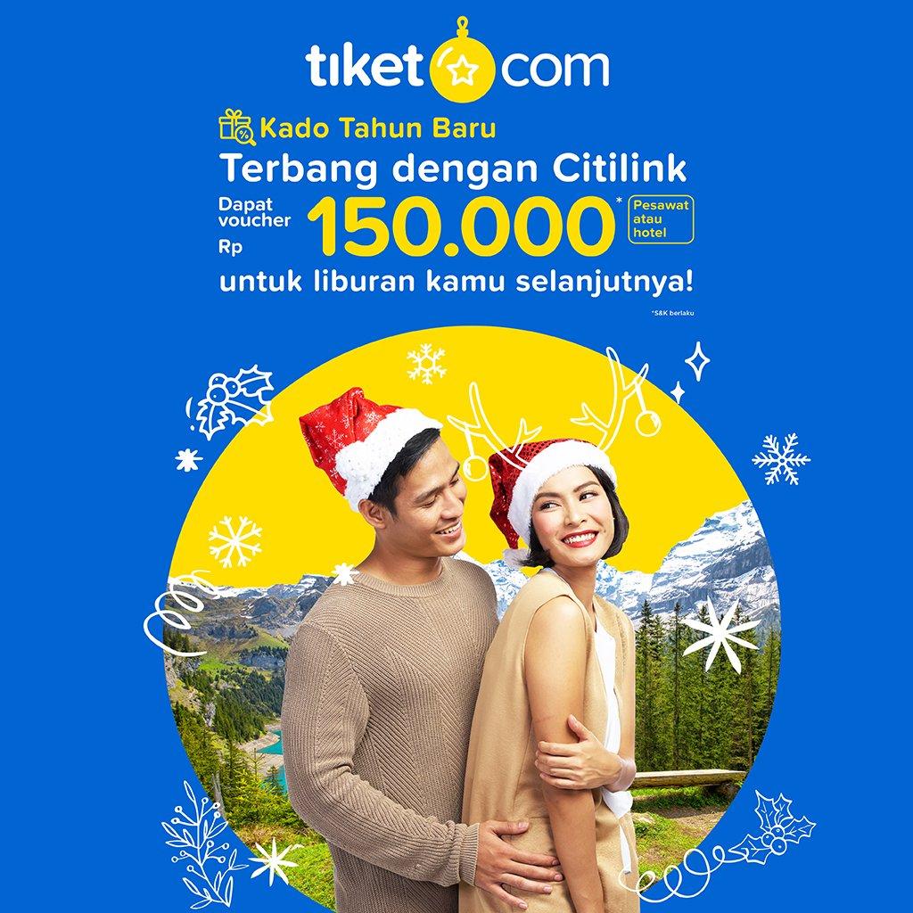 #TiketCOM - Promo Gajian Seru Hotel & Tiket Pesawat