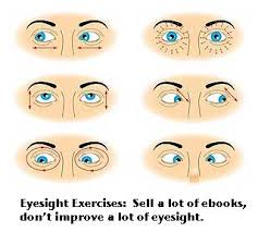Eye Exercices