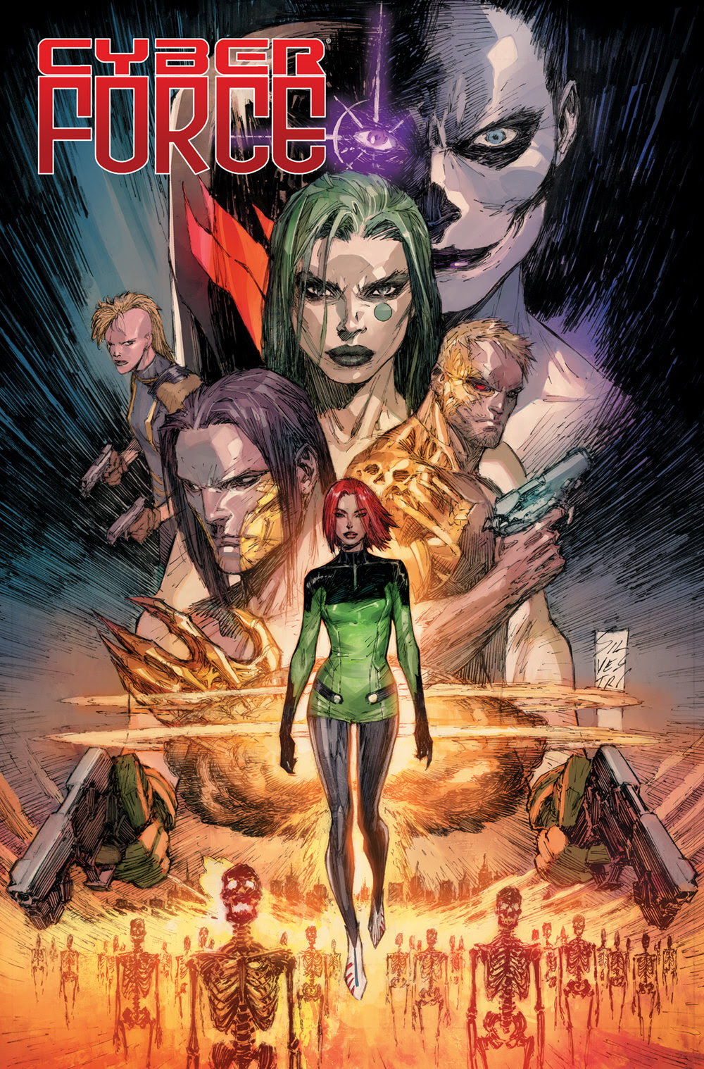 c1b1427f731 Cyber Force Returns This March