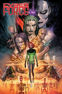 Image Comics Cyber Force