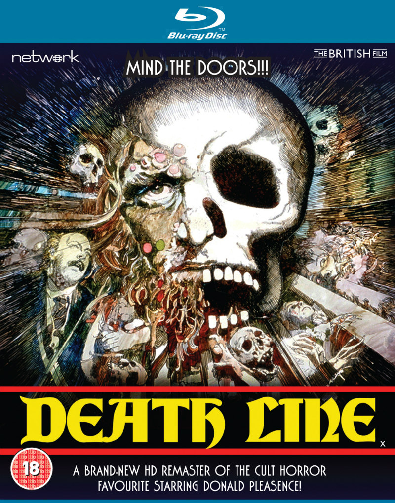 death line blu-ray
