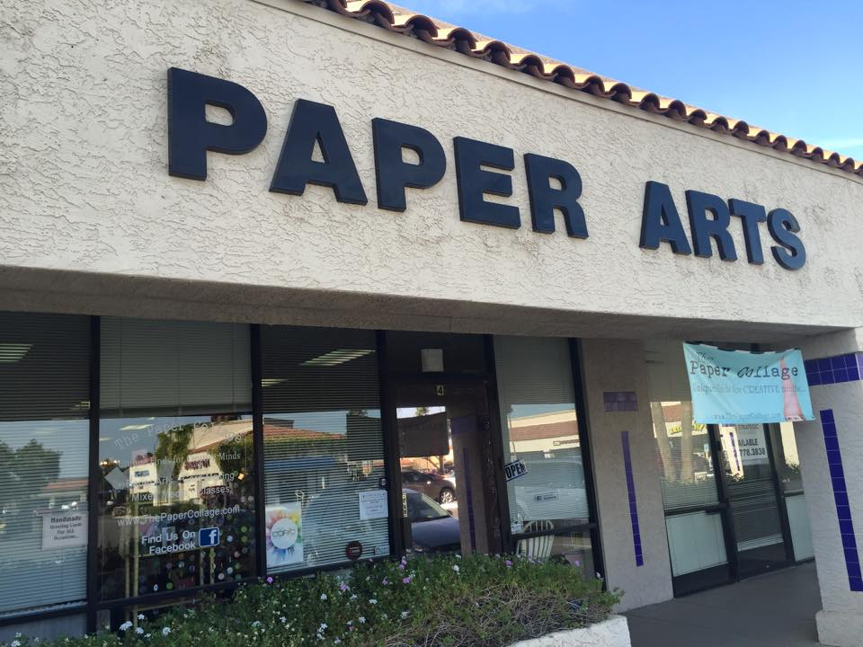 the paper store locations