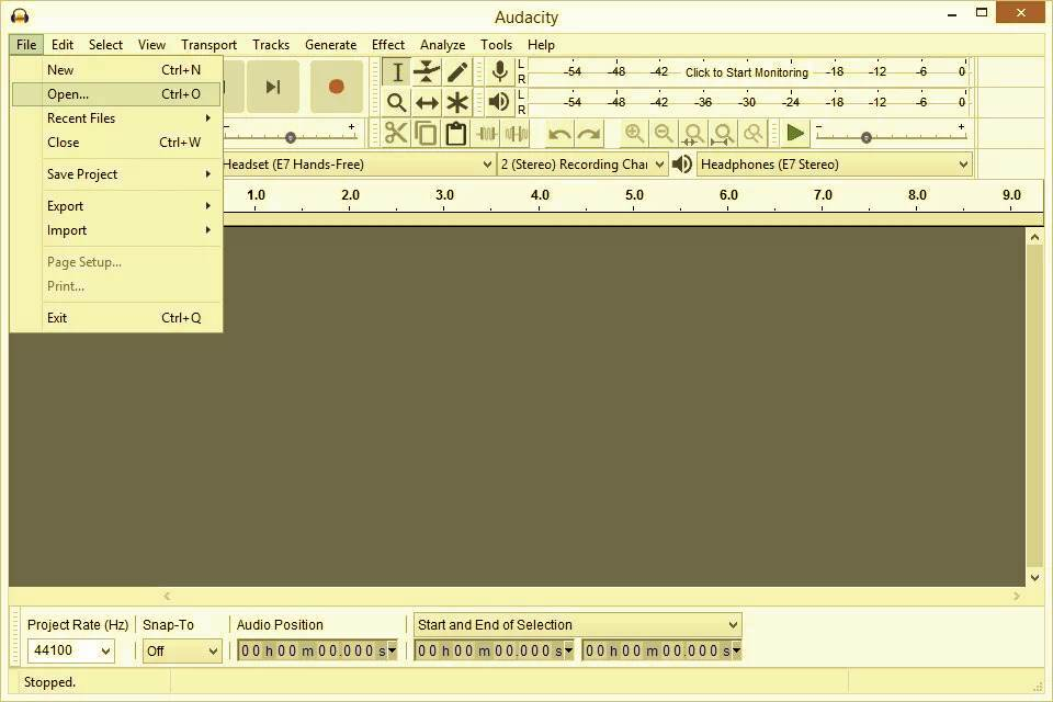 Audacity Download Free for Windows and Android | NeededPCFiles