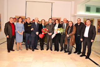 Εκδήλωση, φόρος τιμής στο Μικρασιατικό Ελληνισμό στο Διεθνές Ίδρυμα Μεγάλου Αλεξάνδρου
