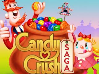 Candy Crush Saga - Game Puzzle Android Untuk Anak-anak