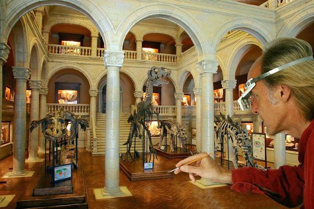 Musée Miniature et Cinéma em Lyon