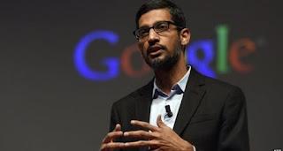 Google CEO made nearly $200 million last year 1